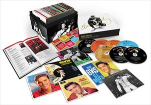 輸入盤 ELVIS PRESLEY / RCA ALBUMS COLLECTION [60CD]