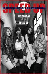 輸入盤 MELODY DAY 3RD SINGLE SPEED : 高級な UP 激安挑戦中 CD