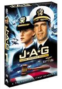 JAG 犯罪捜査官ネイビーファイル シーズン1〈日本語完全版〉 [DVD]