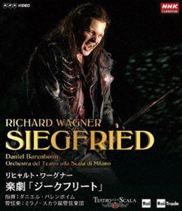 リヒャルト・ワーグナー 楽劇 ジークフリート [Blu-ray]