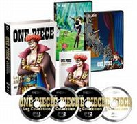 "ONE PIECE Log Collection ""ROOKIES"" [DVD]"