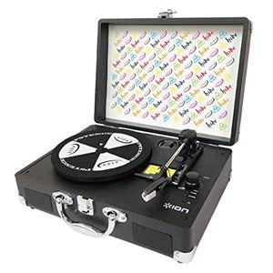 hide Vinyl Motion Portable Suitcase Turntable【完全受注生産】