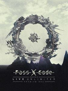PassCode 2016-2018 LIVE UNLIMITED PREMIUM BOX(限定盤) [Blu-ray]