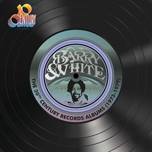 輸入盤 BARRY WHITE / 20TH CENTURY RECORDS ALBUMS 1973-1979 (LTD) [9LP]