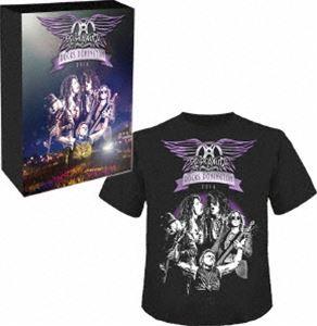 エアロスミス ロックス・ドニントン 2014【Tシャツ(Lサイズ)付き 500セット 完全限定生産BOX】(DVD)