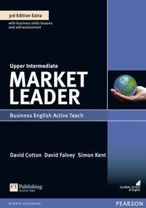 Market Leader 3rd Edition Extra Upper-Intermediate Active Teach CD-ROM