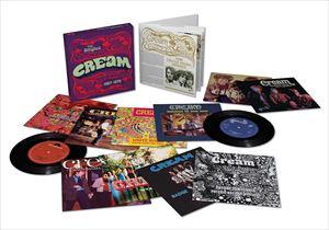 輸入盤 CREAM / SINGLES 1967-1970 [10LP]