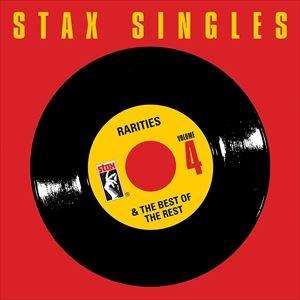 輸入盤 VARIOUS / STAX SINGLES VOL.4 : RARITIES & THE BEST OF THE REST (LTD) [6CD]