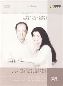 モーツァルト バルトリ&アーノンクール(DVD)