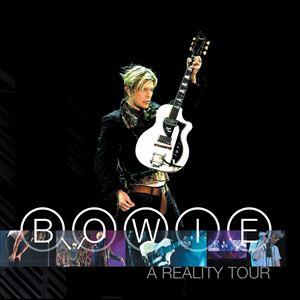 輸入盤 DAVID BOWIE / REALITY TOUR (LTD) [3LP]