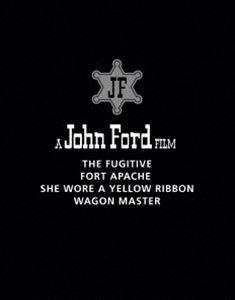 ジョン・フォード Blu-ray BOX《初回限定生産》 [Blu-ray]