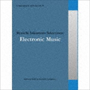 commmons: schola vol.13 Ryuichi Sakamoto Selections:Electronic Music CD 特別セール品 超歓迎された