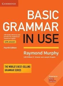 ■外国語教材 Basic Grammar in Use 4th 国際ブランド Answers Student 100%品質保証! w Edition Book