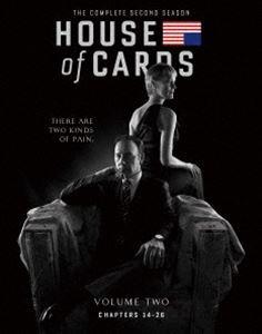 ハウス・オブ・カード 野望の階段 SEASON 2 Blu-ray Complete Package<デヴィッド・フィンチャー完全監修パッケージ仕様> [Blu-ray]