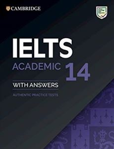 ■外国語教材 Cambridge IELTS 14 現品 激安通販ショッピング Academic Student's with without Answers Audio Book
