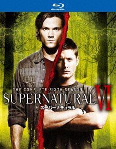 SUPERNATURAL VI〈シックス・シーズン〉コンプリート・ボックス [Blu-ray]
