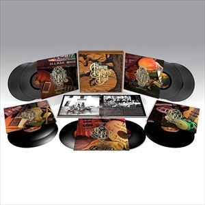 輸入盤 ALLMAN BROTHERS BAND / TROUBLE NO MORE: 50TH ANNIVERSARY COLLECTION (DELUXE BOX) (LTD) [10LP]