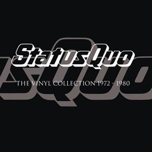 輸入盤 STATUS QUO / VINYL COLLECTION 1972-1980 (BOXSET)(LTD) [10LP]