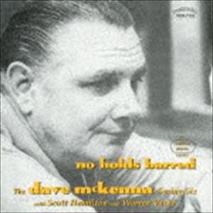 デイヴ マッケンナ p ノー CD 日本産 付与 ホールズ バーレド