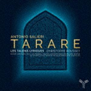 [送料無料] クリストフ・ルセ(cond) / アントニオ・サリエリ(1750-1825):歌劇「タラール」 [CD]