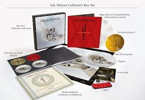 輸入盤 DREAM THEATER / DISTANCE OVER TIME (DELUXE COLLECTOR'S BOX SET) (LTD) [2CD+BD+DVD+2LP+7inch]