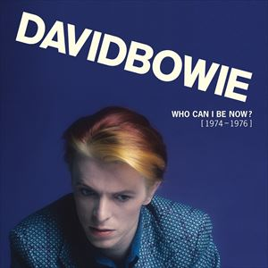 輸入盤 DAVID BOWIE / WHO CAN I BE NOW? (1974-1976) [12CD]