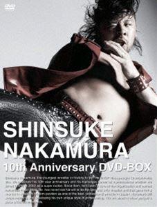 中邑真輔 デビュー10周年記念 DVD-BOX(DVD)