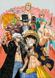 "ONE PIECE Log Collection""CORAZON"" (初回仕様) [DVD]"