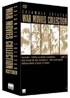 COLUMBIA TRISTAR WAR MOVIES COLLECTION Vol.1 激闘の戦線編(DVD)