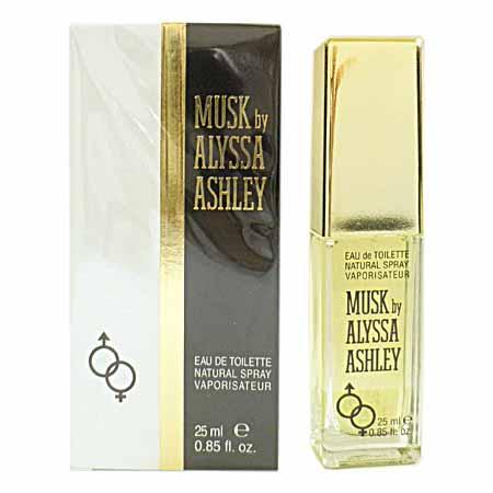 アリサアシュレイ ムスク セール EDT 25ml SP 高級 男女兼用香水