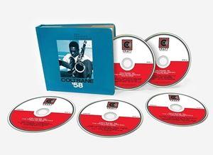 輸入盤 JOHN COLTRANE / COLTRANE '58: PRESTIGE RECORDINGS [5CD]