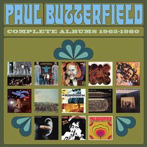 輸入盤 PAUL BUTTERFIELD BLUES BAND / COMPLETE ALBUMS : 1965-1980 [14CD]