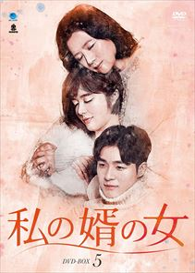 私の婿の女 DVD-BOX5(DVD)