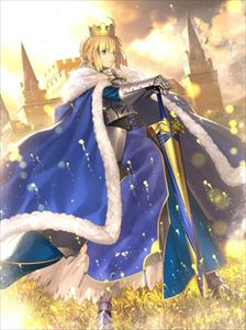 【CD】Fate/stay night Original Soundtrack&Drama CD Garden of Avalon - glorious, after image
