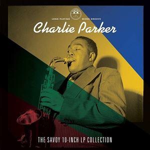 アウトレット 輸入盤 CHARLIE 通常便なら送料無料 PARKER SAVOY 10-INCH COLLECTION LTD LP 4LP