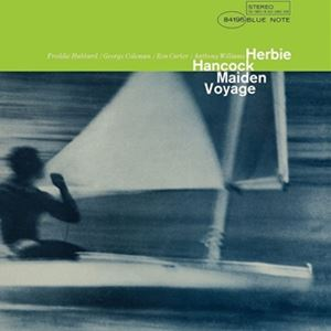 テレビで話題 輸入盤 HERBIE HANCOCK MAIDEN マーケット VOYAGE LTD LP