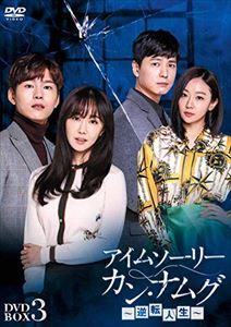 アイムソーリー カン・ナムグ~逆転人生~ DVD-BOX3 [DVD]