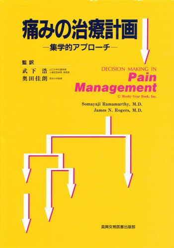 痛みの治療計画 集学的アプローチ