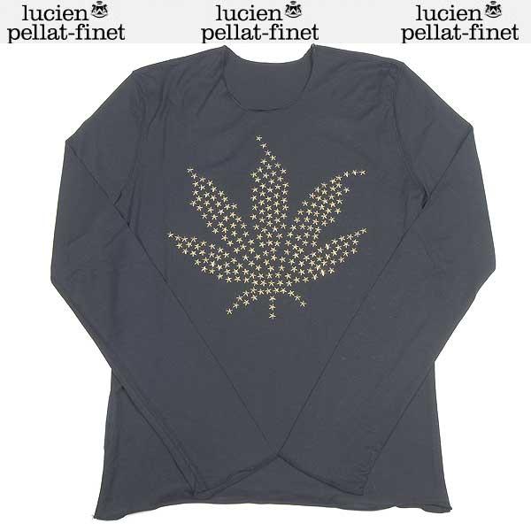 ルシアンペラフィネ lucien pellat-finet レディース Tシャツ ロンT 長袖 カットソー EVF1429 13A (R87150)【送料無料】【smtb-TK】
