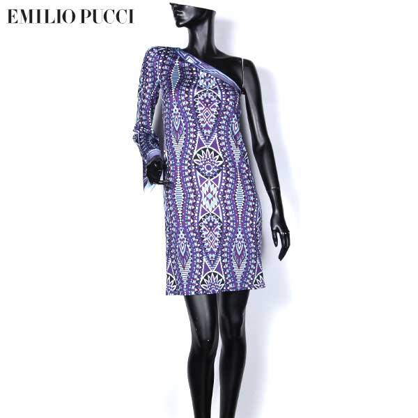 エミリオプッチ Emilio Pucci レディース ワンピース イブニング ドレス 36RG70 36727 002 13A (R119400)【送料無料】【smtb-TK】