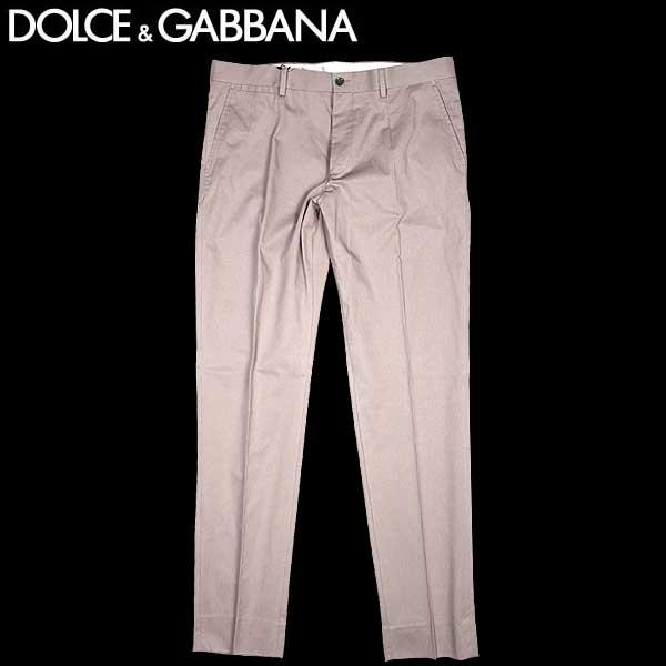 【送料無料】 ドルチェ&ガッバーナ(DOLCE&GABBANA) メンズ コットンパンツ スタイリッシュ スラックス G43SEX FU6LY N0495 14S