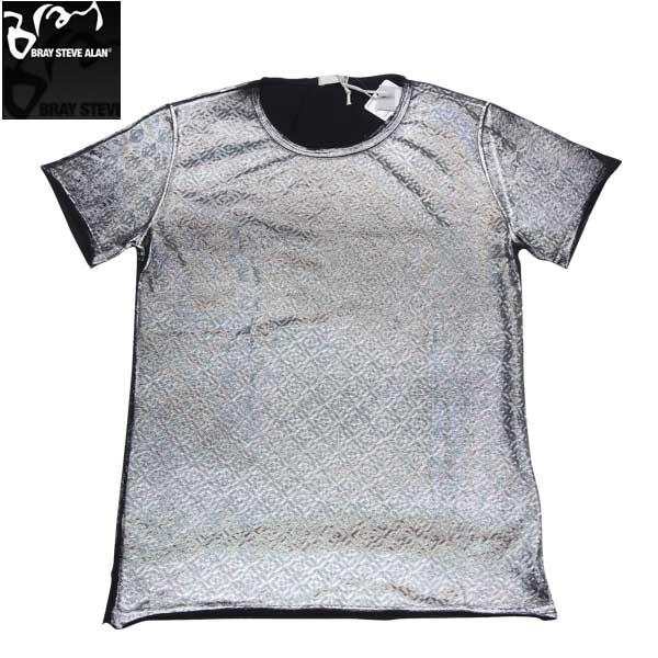 【送料無料】 ブレイスティーブアラン(BRAY STEVE ALAN) メンズ 半袖 Tシャツ 14R6015 01 【smtb-TK】 GT14S