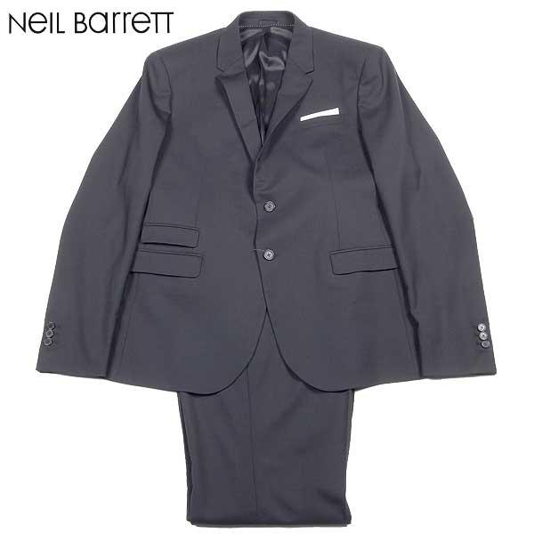 ニールバレット Neil Barrett メンズ スーツ セットアップ 上下組 PBAB52 8101 01 14S【送料無料】【smtb-TK】