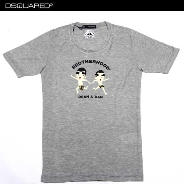 ディースクエアード DSQUARED2 レディース 半袖 Tシャツ カットソー S72GC0799 S21961 858M 14S (R27100)【送料無料】【smtb-TK】