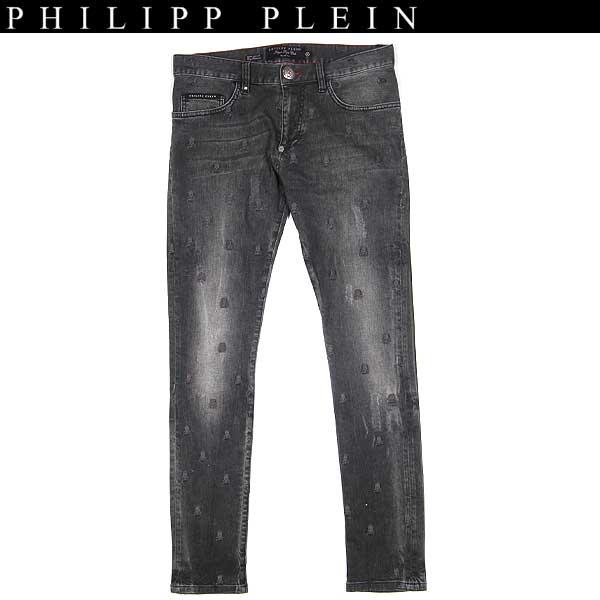 フィリッププレイン PHILIPP PLEIN メンズ スリムフィットジーンズ