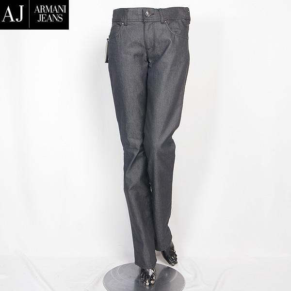 【サイズ26インチ】アルマーニジーンズ ARMANI-JEANS レディース スタイルアップ パンツ J5J153H L2 ブラック 黒 (R45398) 【送料無料】【smtb-TK】
