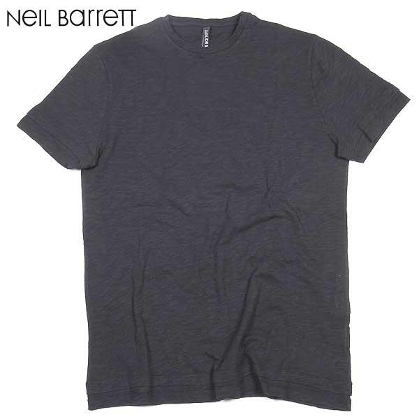 【送料無料】 ニールバレット (NeilBarrett)メンズ 半袖 Tシャツ PBJE612 2552 01 【smtb-TK】 15S