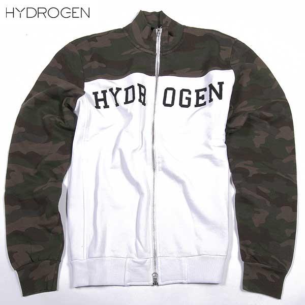 ハイドロゲン HYDROGEN メンズ トラック ジャケット 160610 543 15S【送料無料】【smtb-TK】