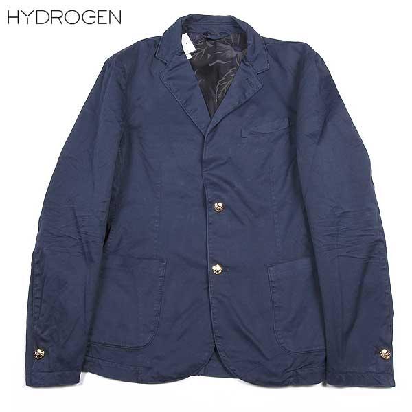 ハイドロゲン HYDROGEN メンズ ミリタリー テーラード ジャケット ブレザー 160503 013 15S【送料無料】【smtb-TK】