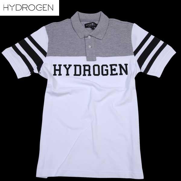 ハイドロゲン HYDROGEN メンズ 半袖 シャツ 160609 317 DB15S【送料無料】【smtb-TK】